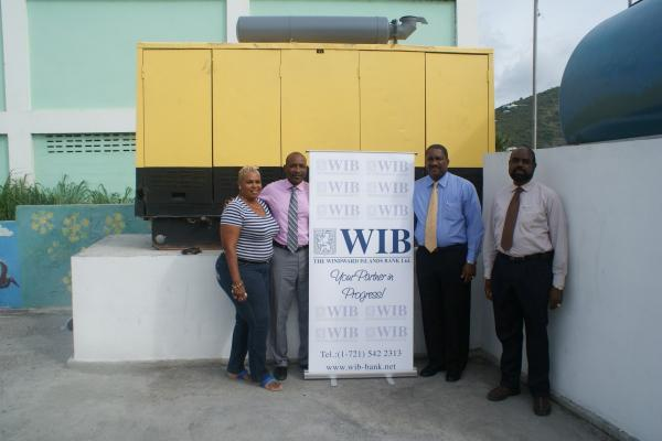 4000 kilowatts Generator Donated