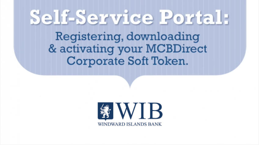 WIB Direct Corporate Token - WIB St Maarten