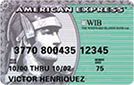 WIB American Express Green Card