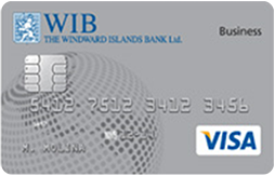 WIB Visa Business Card